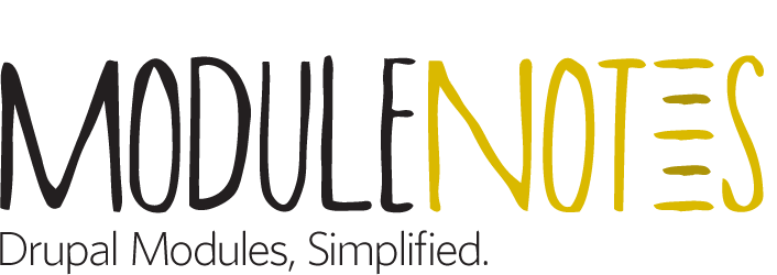 Modulnotes Logo