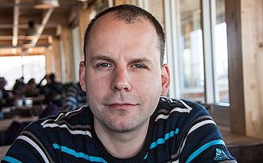 Dipl.-Designer FH Marius Sonnentag Porträt