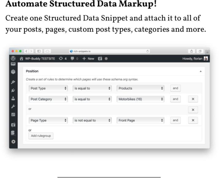 Wie Du mit den besten WordPress Plugins für Schema Markup Deine Sichtbarkeit im Netz erhöhst 6
