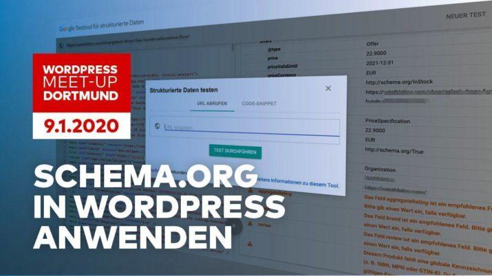 Wie Du mit den besten WordPress Plugins für Schema Markup Deine Sichtbarkeit im Netz erhöhst 1